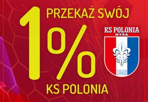 Przekaż swój 1%